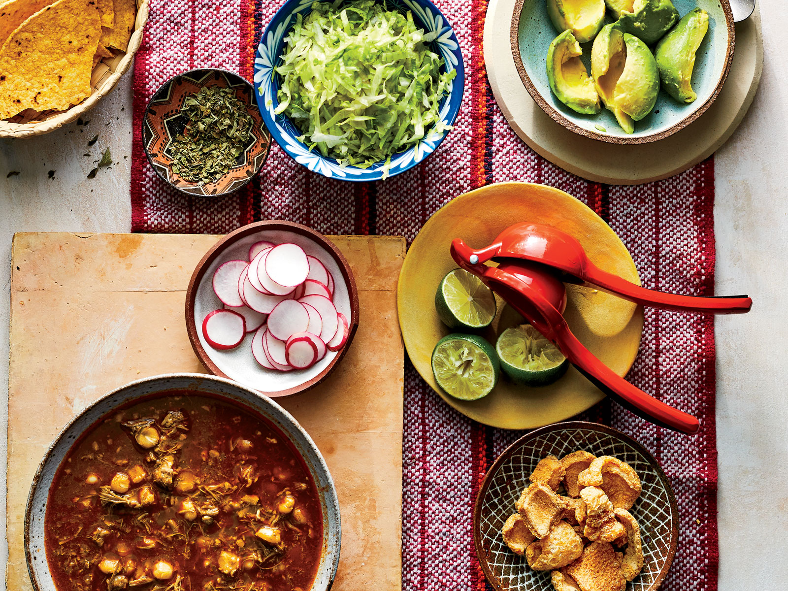 Posole: As Much About the Soup as It Is About the Fixings