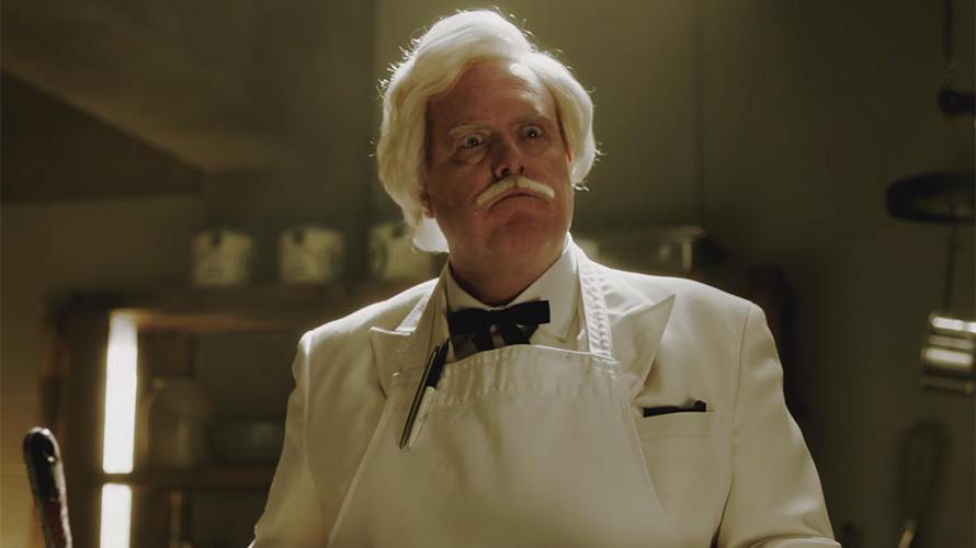 KFC Teamed Up with 'Drunk History' to Tell the Tale of Colonel Sanders