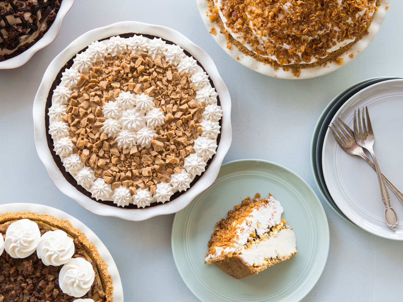 These Soft-Serve Pies Are So Perfect It Pains Us