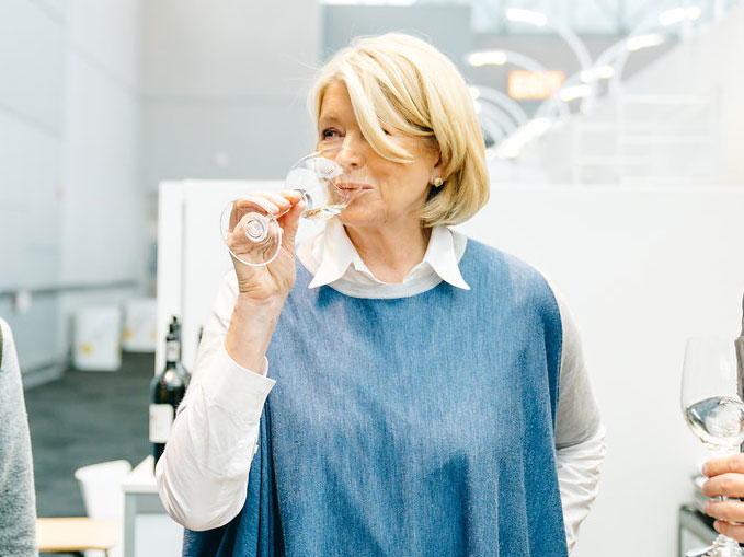 Martha Stewart's Favorite Bottle of Rosé