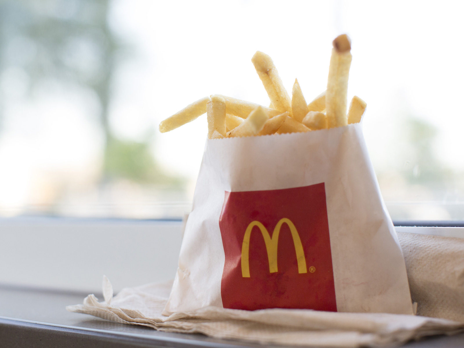 How to Get Free McDonald\'s French Fries This Month | Food & Wine