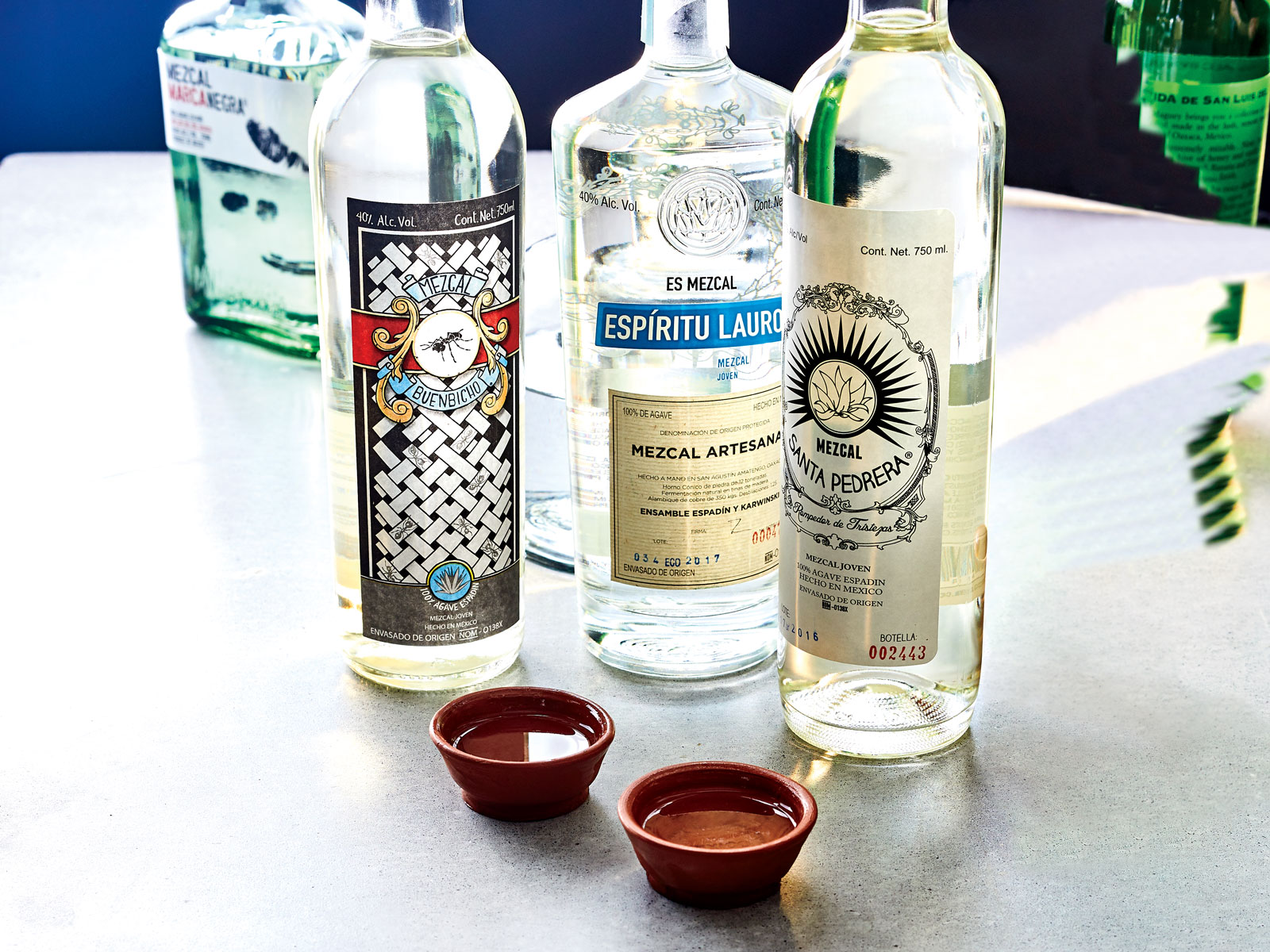 Get to Know Mezcal at These 4 Great Bars in Mexico City