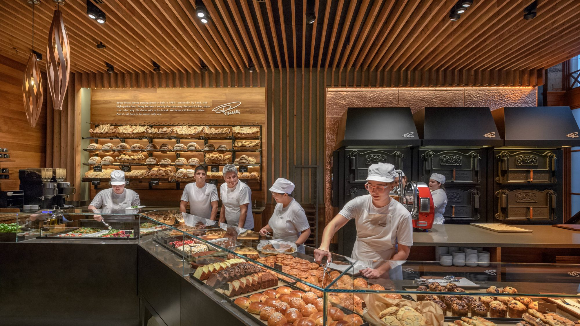 Italian Bakery Chain Princi Opens in Seattle, Coming Soon to New York and Chicago