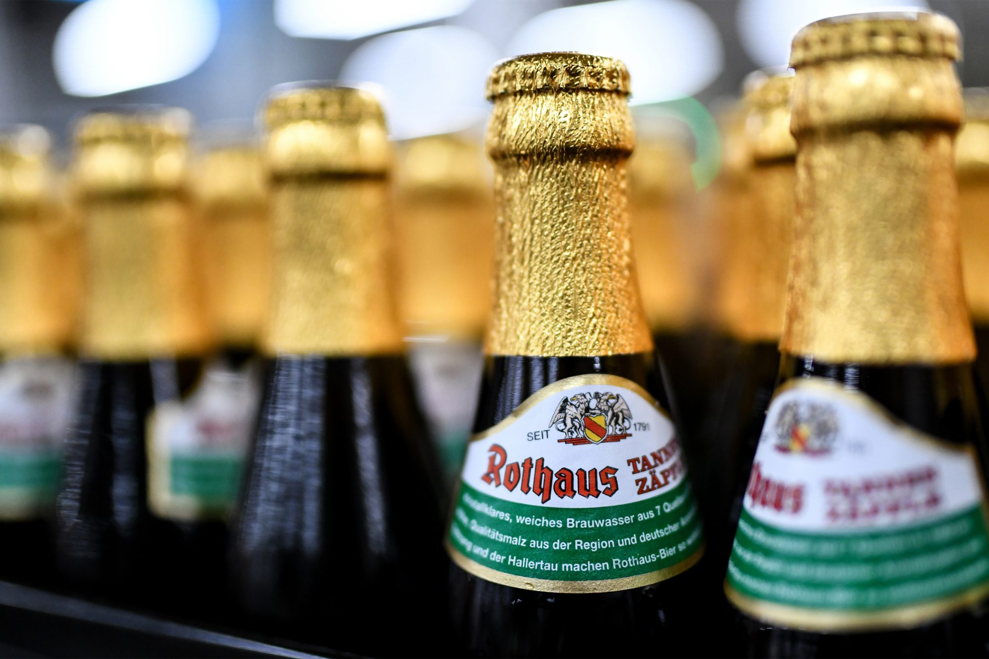 Germany's Almost Out of Beer Bottles