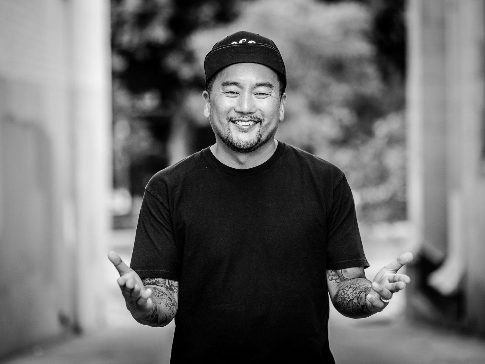 Roy Choi Will Star in a TV Show Called 'Broken Bread'