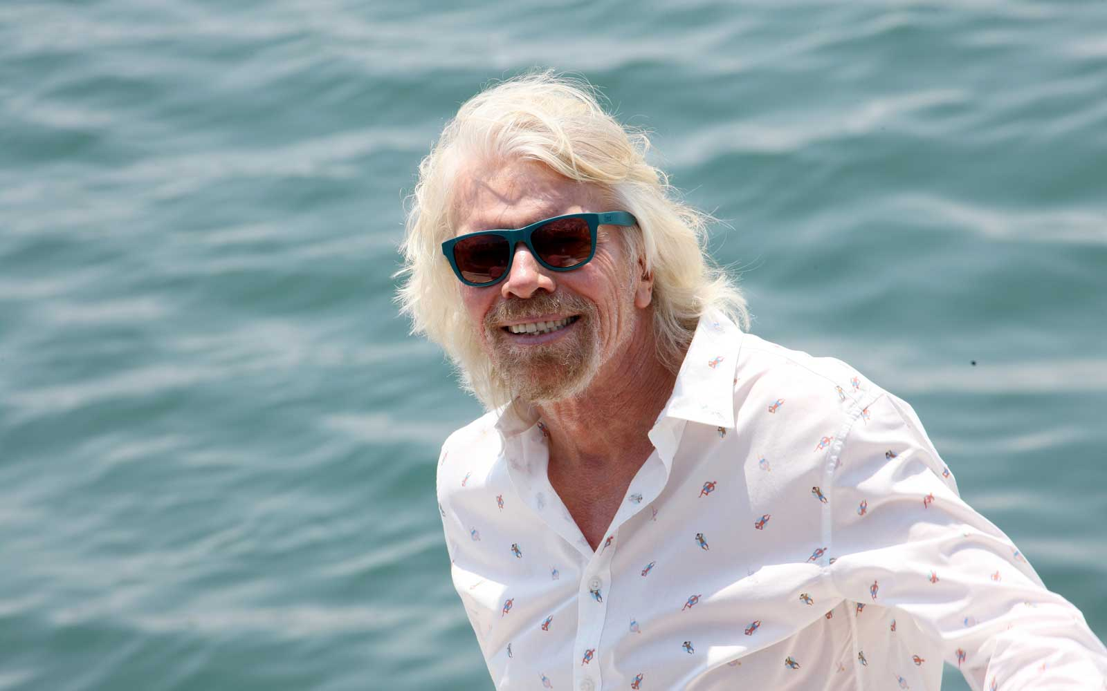 Richard Branson Reveals Details About the First Virgin Cruise Ship