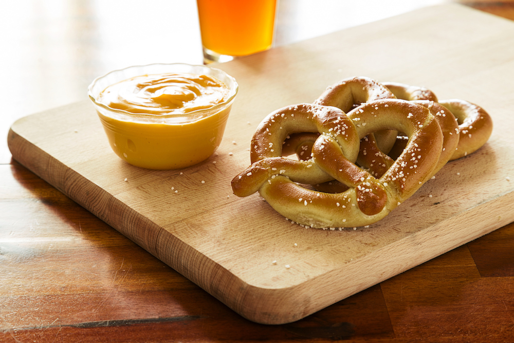 Auntie Anne's Is Giving Out Free Pretzels Through the End of July in Honor of National Aunt (and Uncle) Day