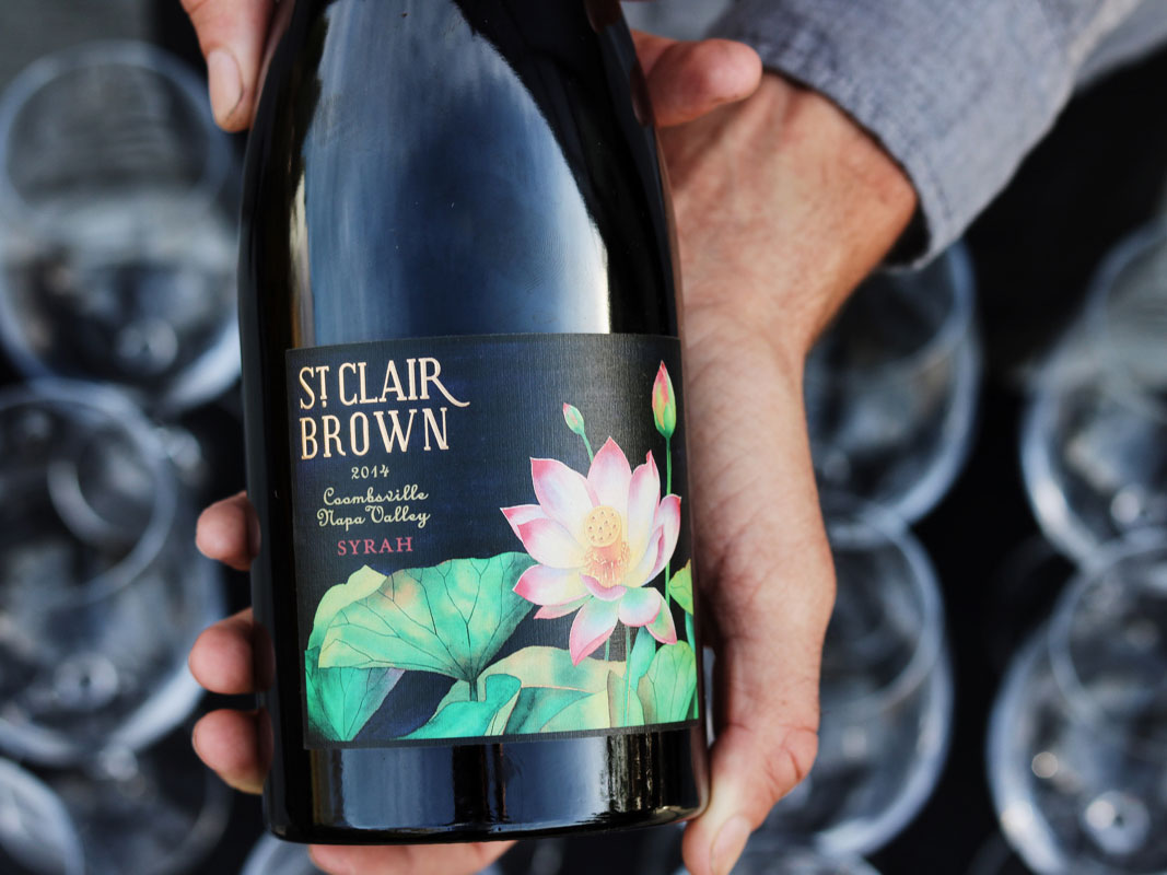 St. Clair Brown Winery & Brewery Syrah