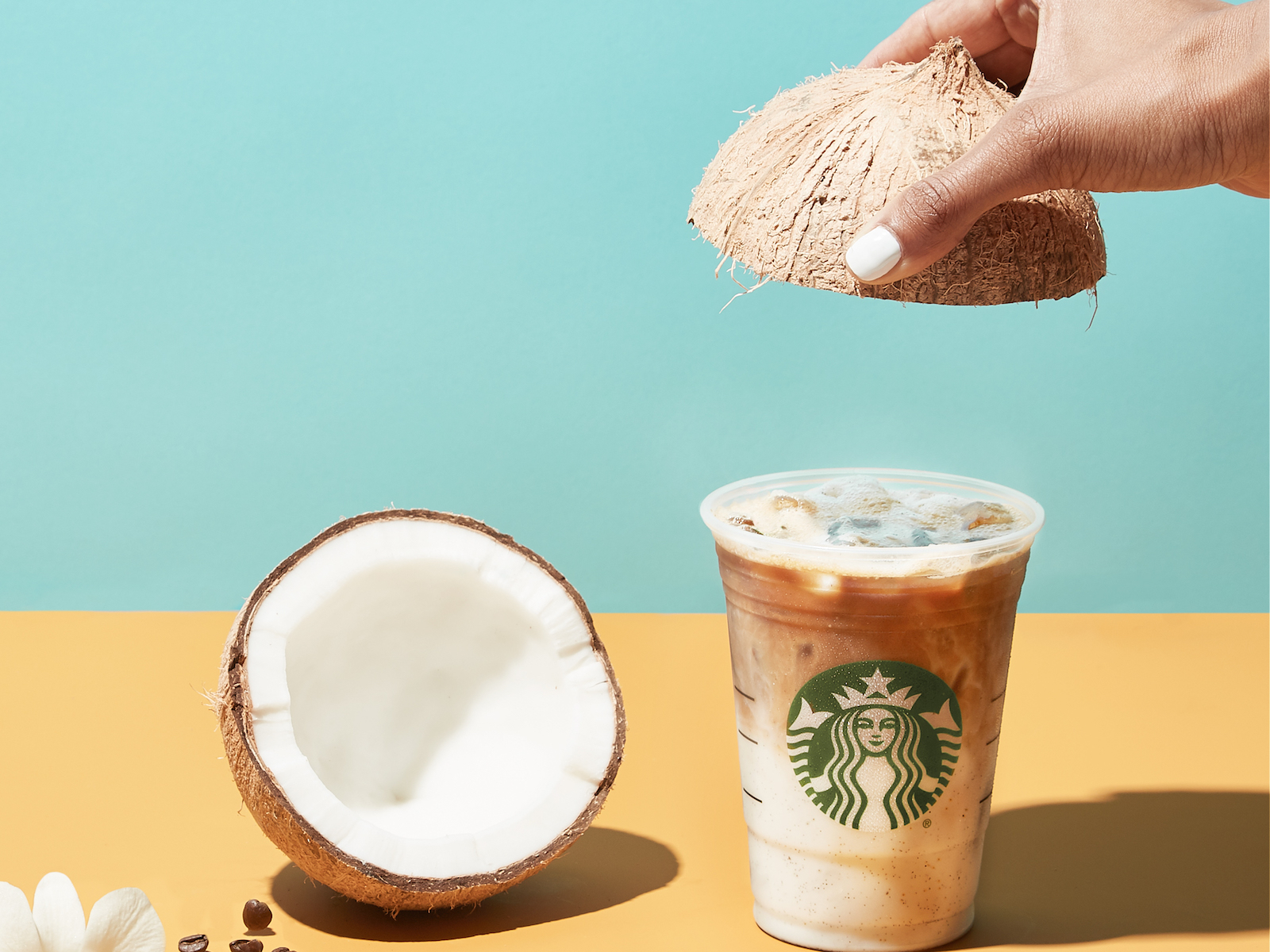 Two New Starbucks Menu Items, Revealed