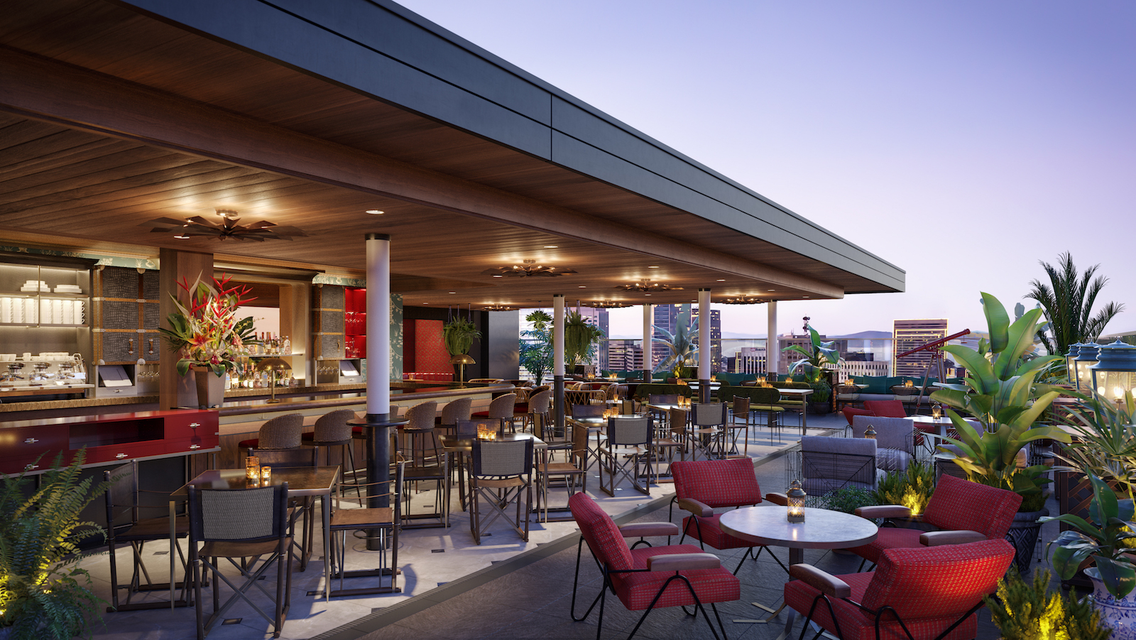 Richard Branson's Virgin Hotel San Francisco Is Accepting Reservations