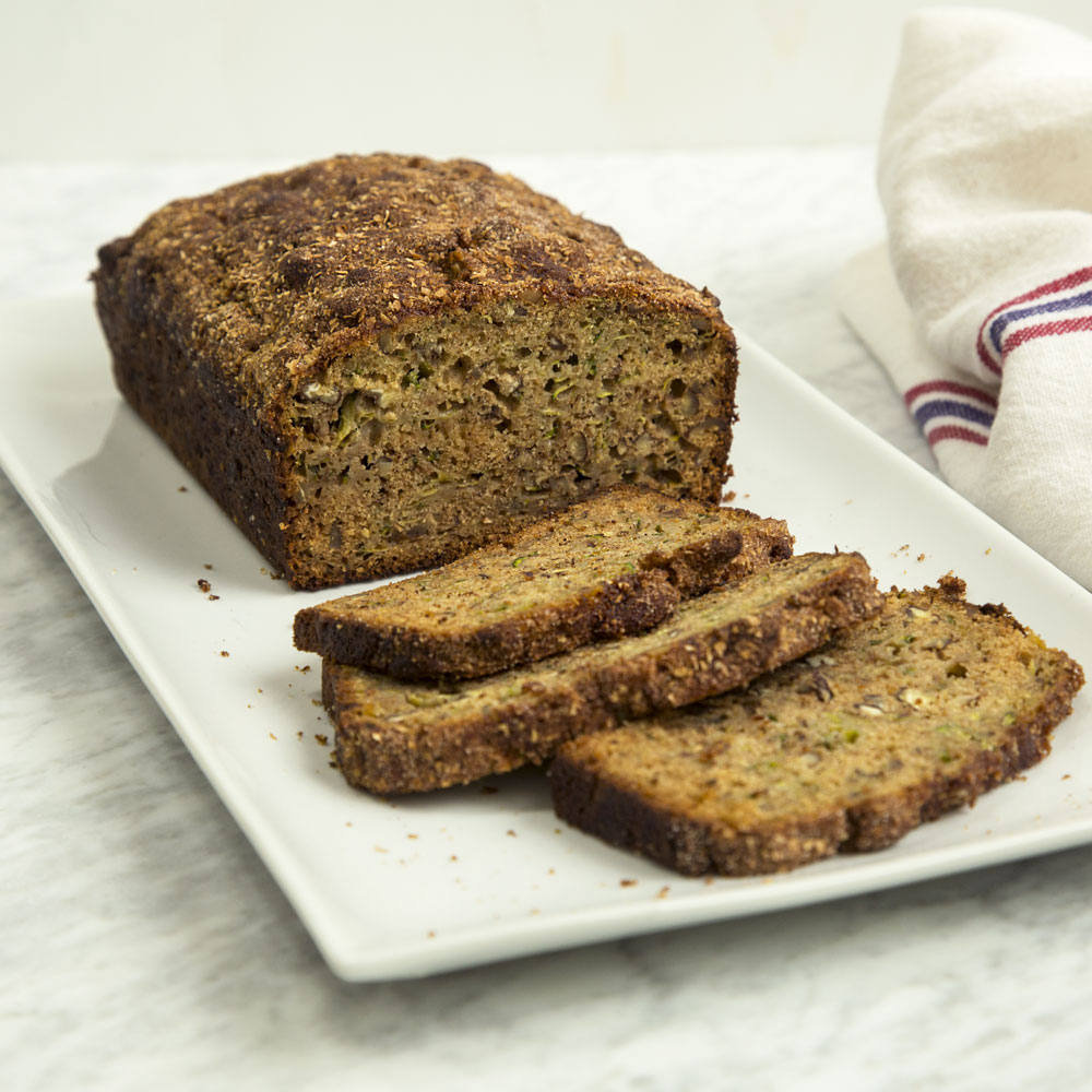 Quick bread recipes easy savory quick bread food wine food wine whole wheat zucchini bread forumfinder Image collections