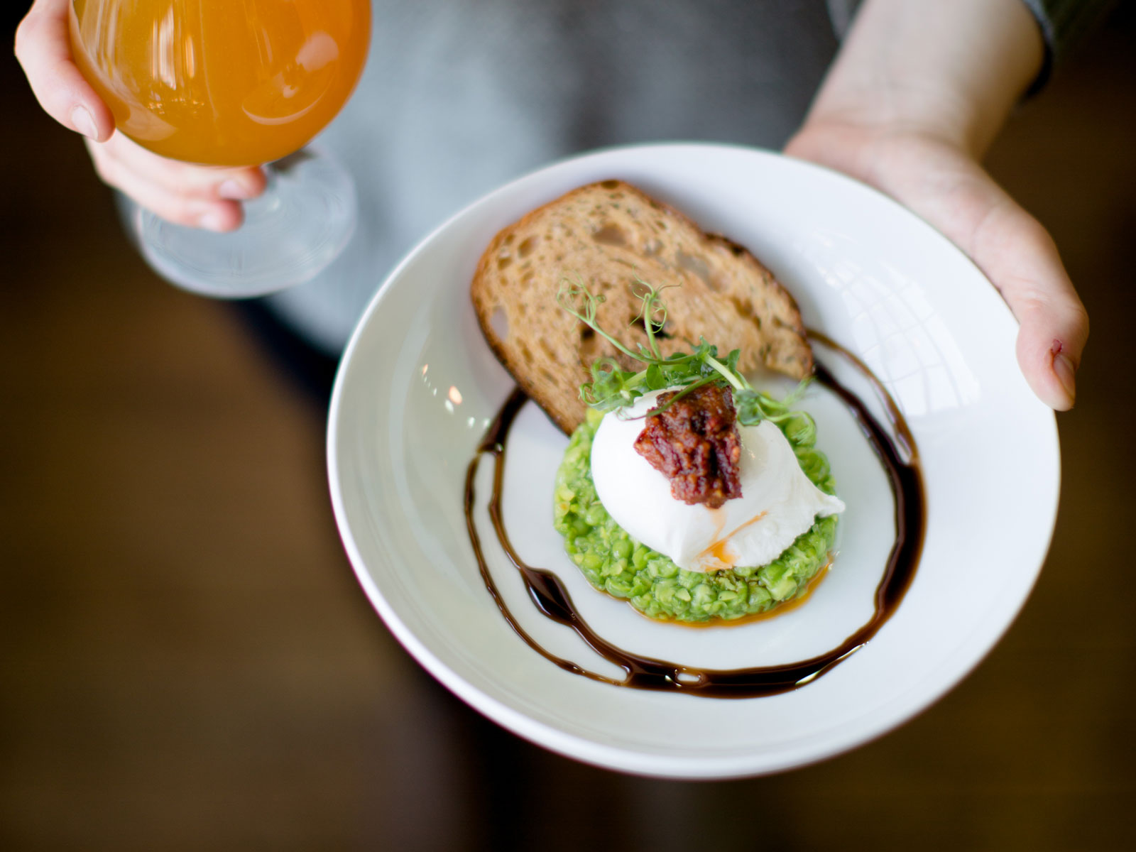 20 Craft Breweries Where the Food Is as Big a Draw as the Beer