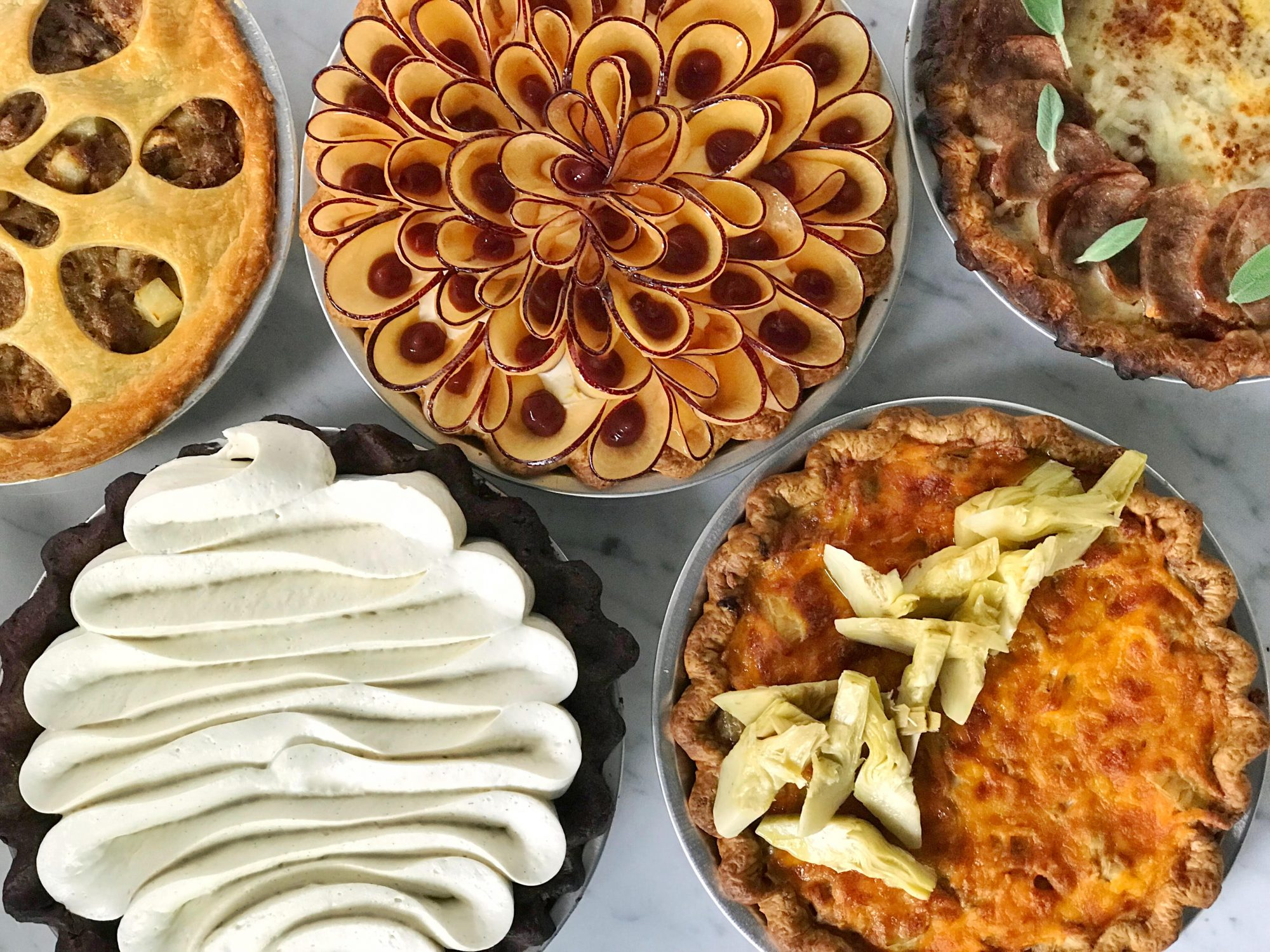 Dominique Ansel's Famous Pie Night Hits Two More Cities This Year, and NYC Reservations Go Live Today