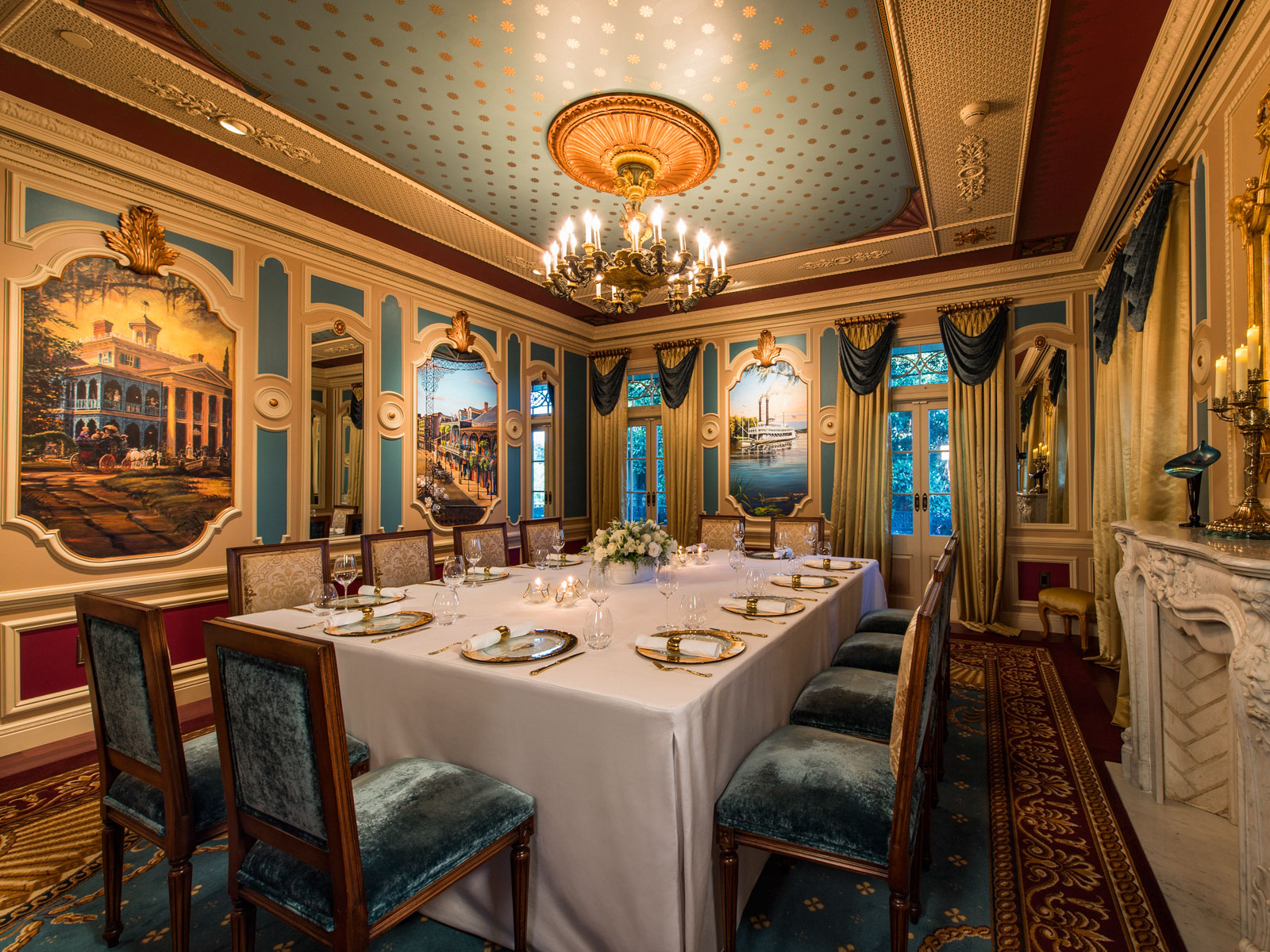 21 Royal Dining Room