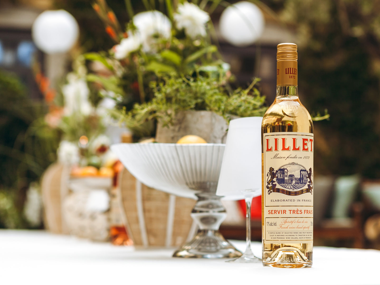 Summer's Not Over. Neither Is Lillet Season