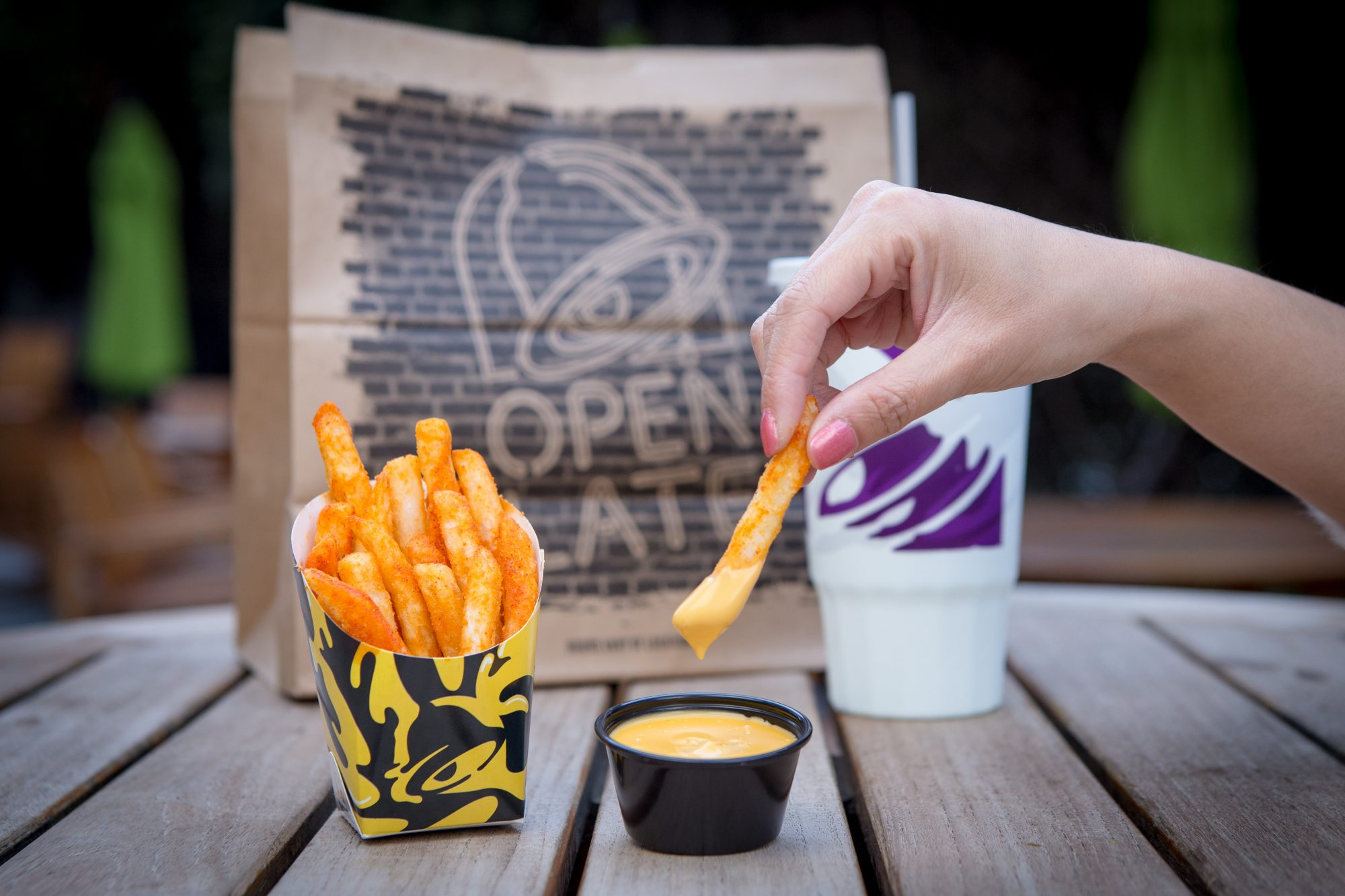 Taco Bell Tests Some Crazy New Fries