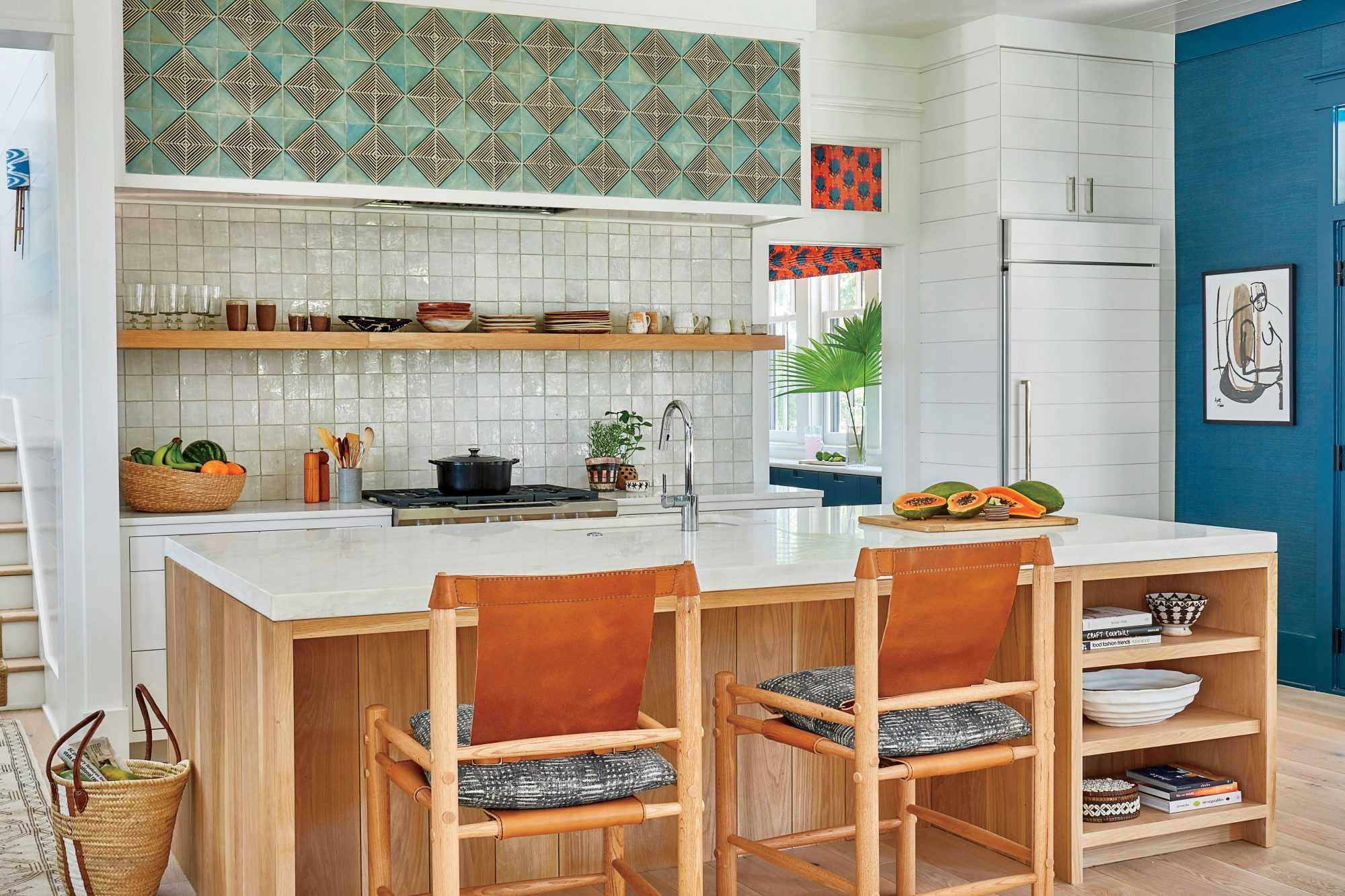 6 Kitchens That Make a Strong Case for Open Shelving