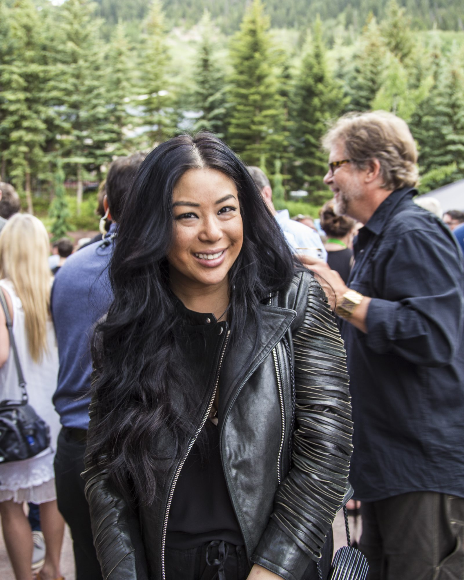 Best New Chef 2017 Angie Mar of The Beatrice Inn attends the Food & Wine Classic in Aspen welcome reception.