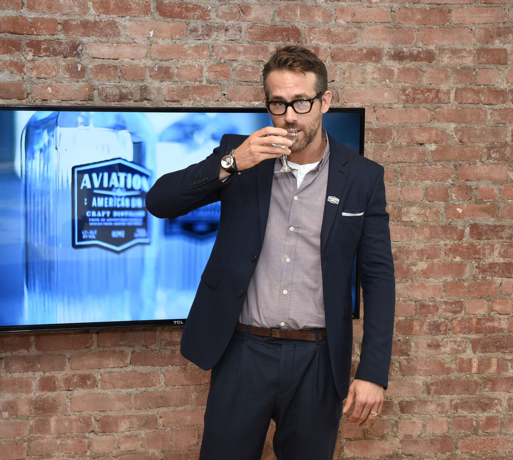 Ryan Reynolds Explains Why He Wanted to Buy Aviation Gin