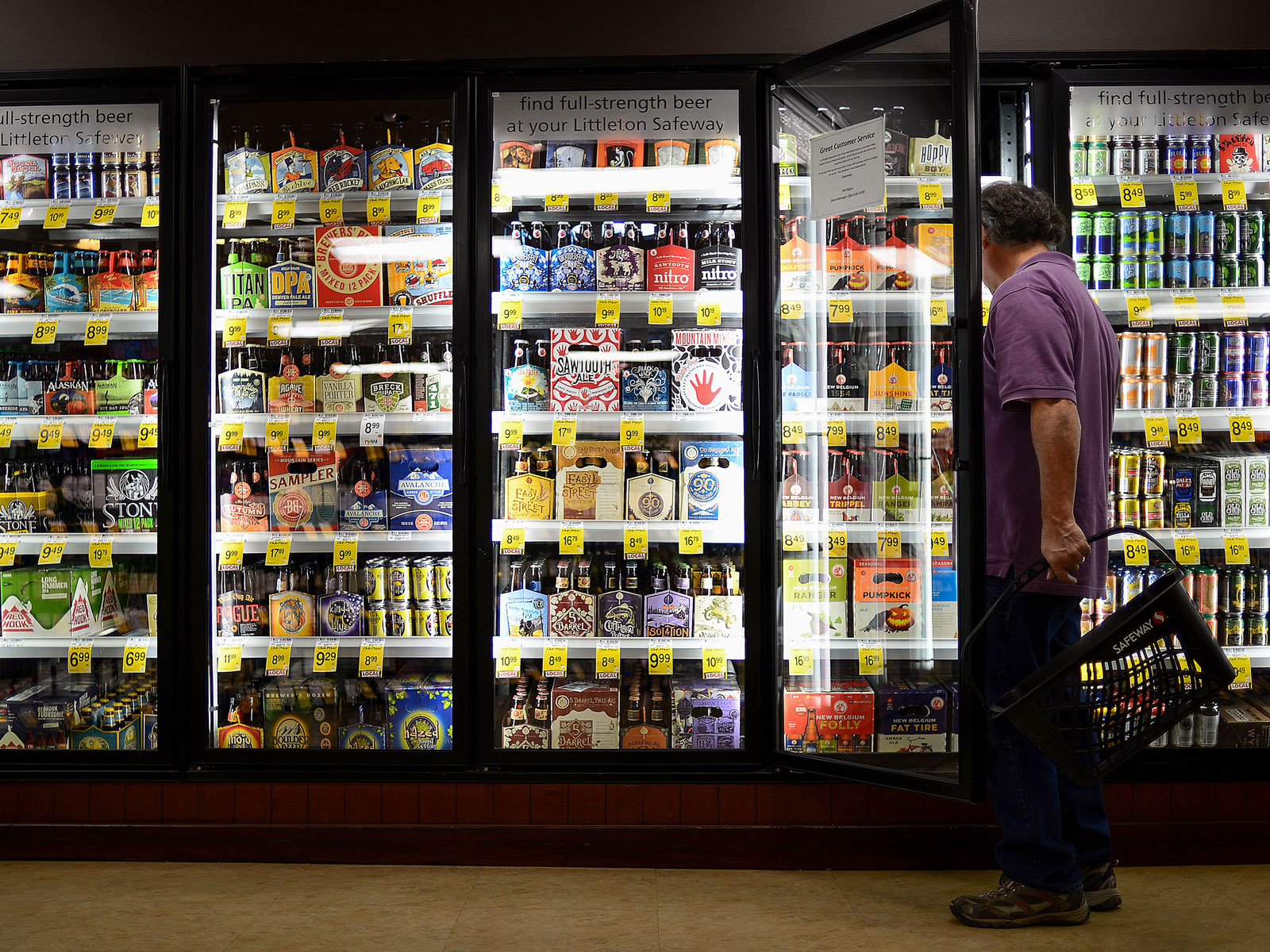 America's Biggest Beer Company Is Beating Craft Brewers at Their Own Game