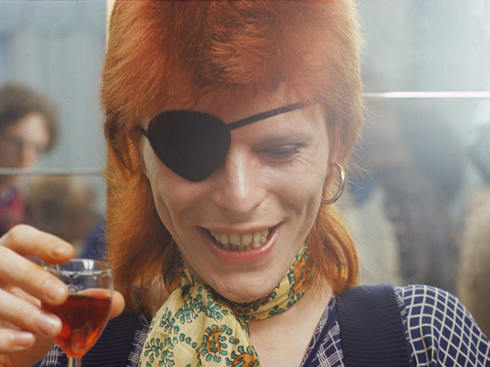 A Ziggy Stardust Bar Lands in London This Fall
