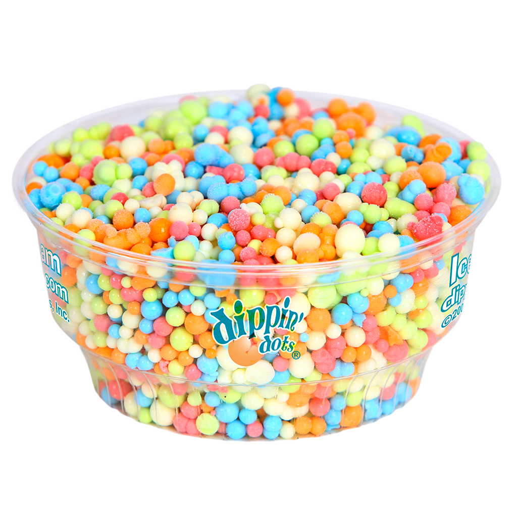 Dippin' Dots, Ice Cream