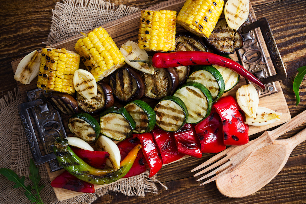 12 Secrets to Grilling Perfect Veggies, According to a Chef