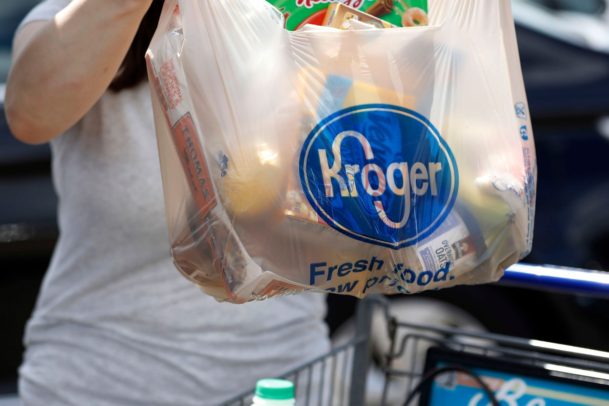 Kroger Enlists a New Ally in the Grocery Wars: China's Alibaba