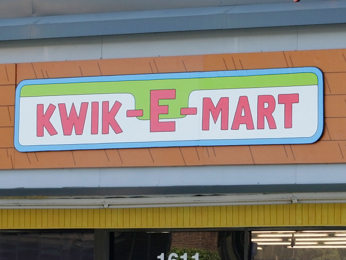 A Real Kwik-E-Mart Exists in South Carolina