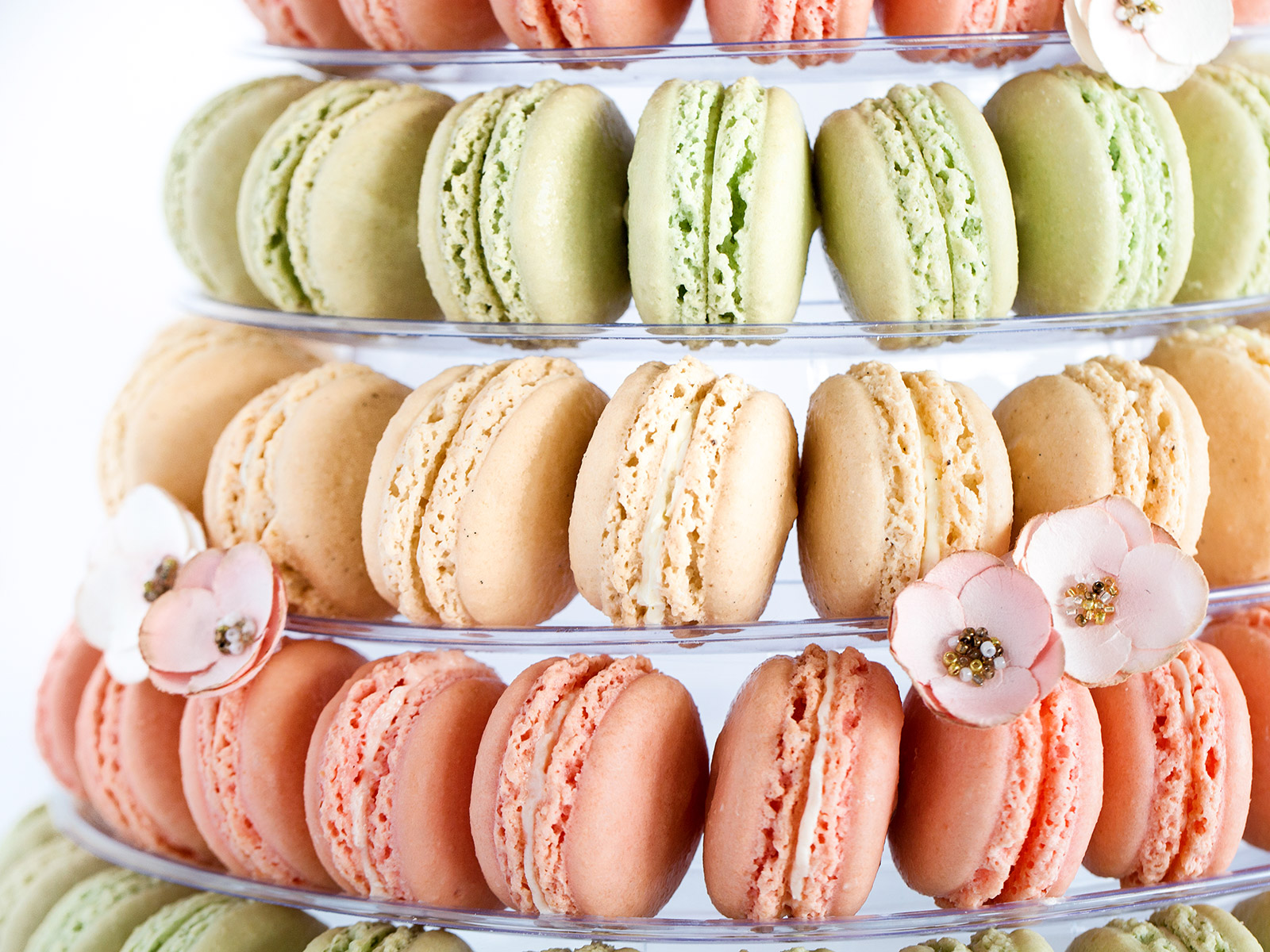 le macaron french pastries chain in america