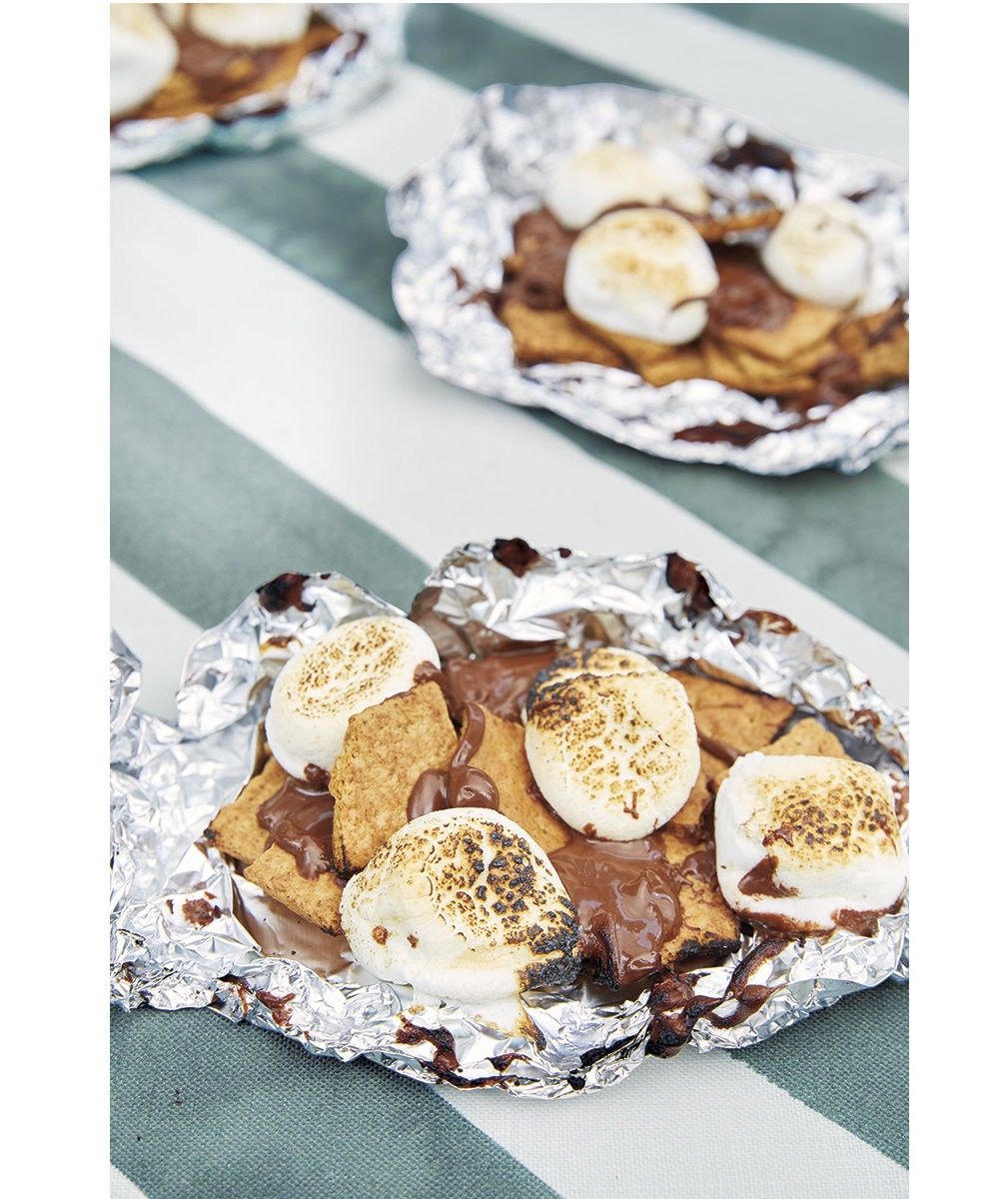 This Is The Best Trick for Making S'mores Indoors on National S'mores Day