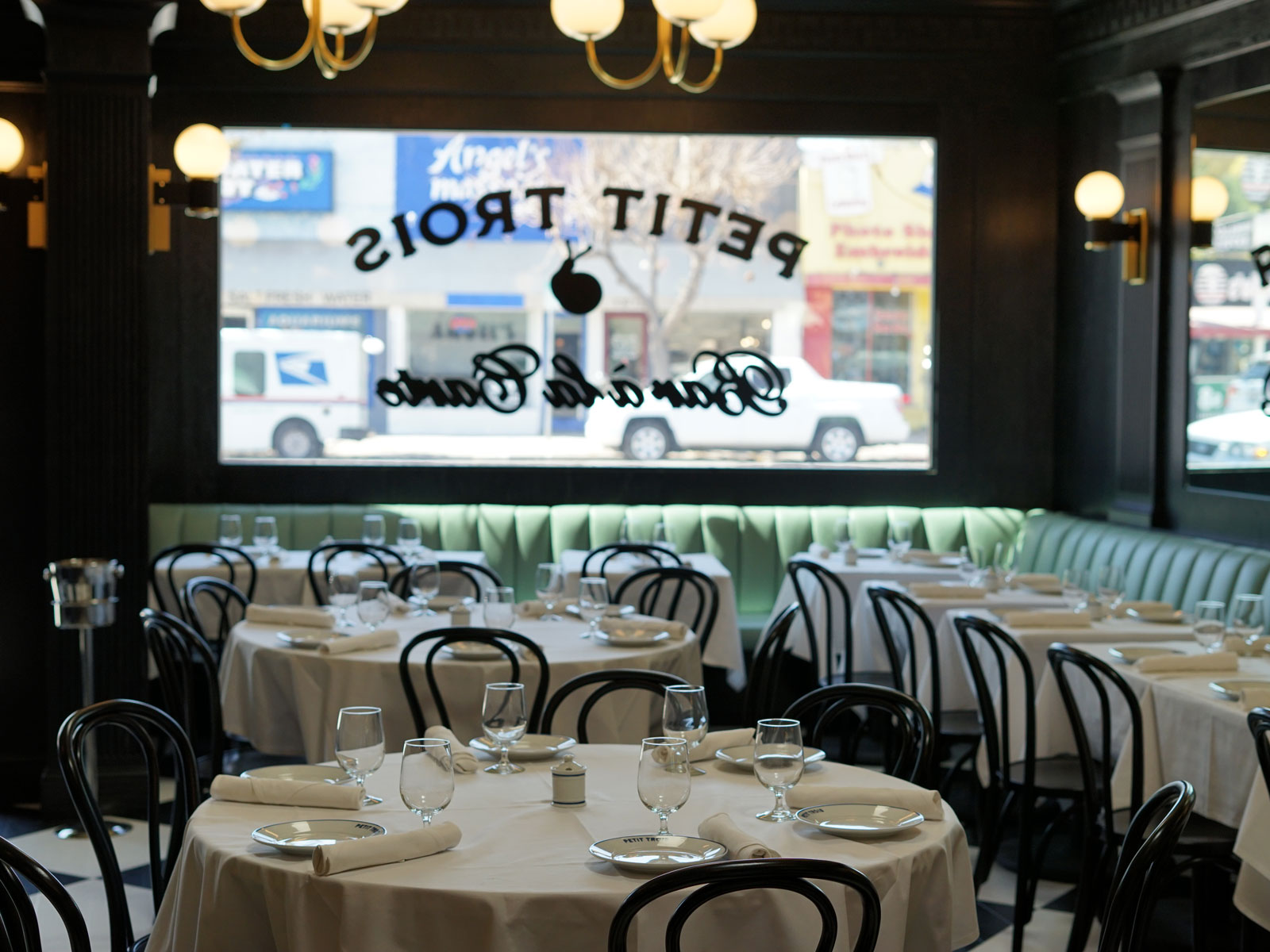 What to Expect at the New Petit Trois, Ludo Lefebvre's Biggest Opening to Date