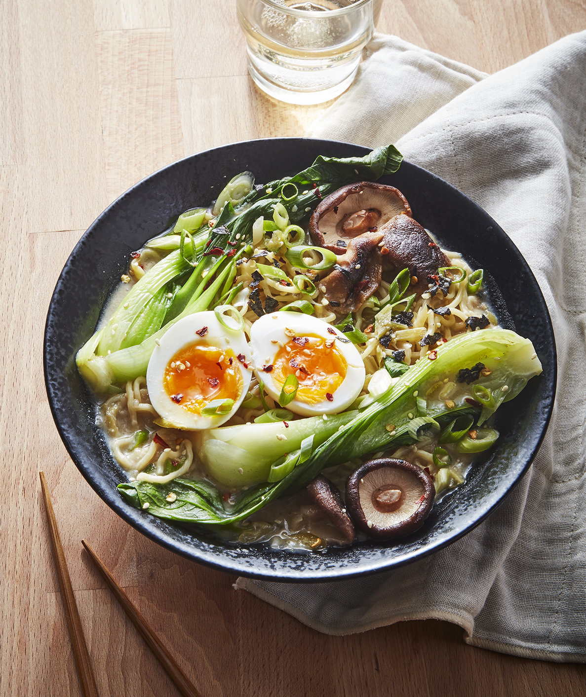 How to Ditch the Instant Noodles and Make the Easiest Homemade Ramen