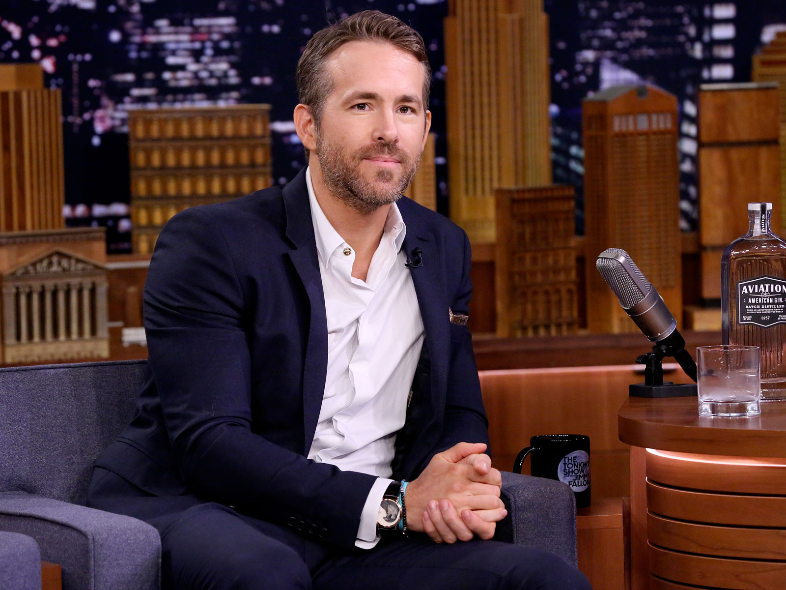 Gin Distillery Owner Ryan Reynolds Takes His 'Out of Office' Emails (Somewhat) Seriously