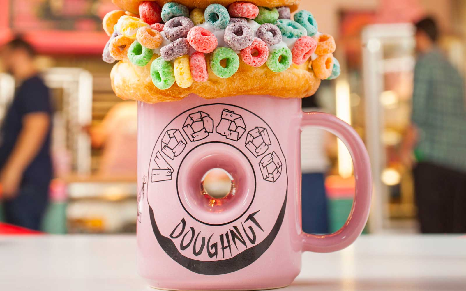 VooDoo Doughnuts coming to Universal City Walk