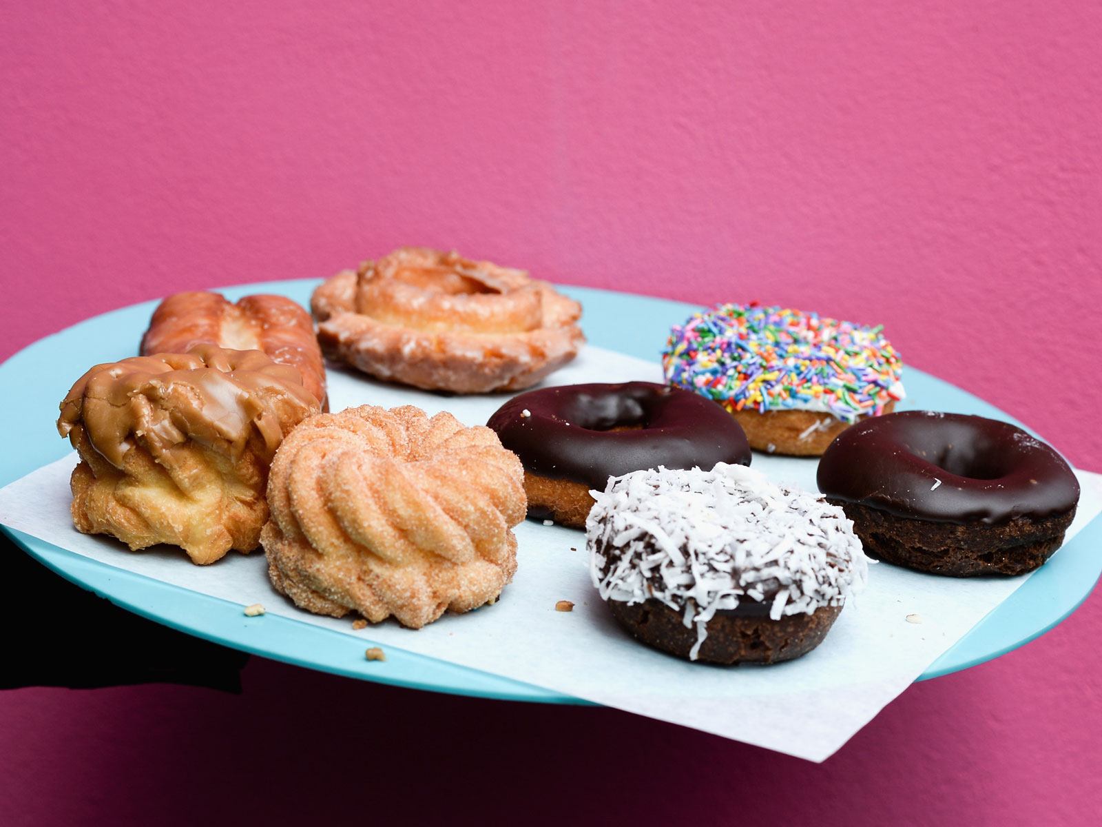 Where to Stop on a Portland Donut Crawl