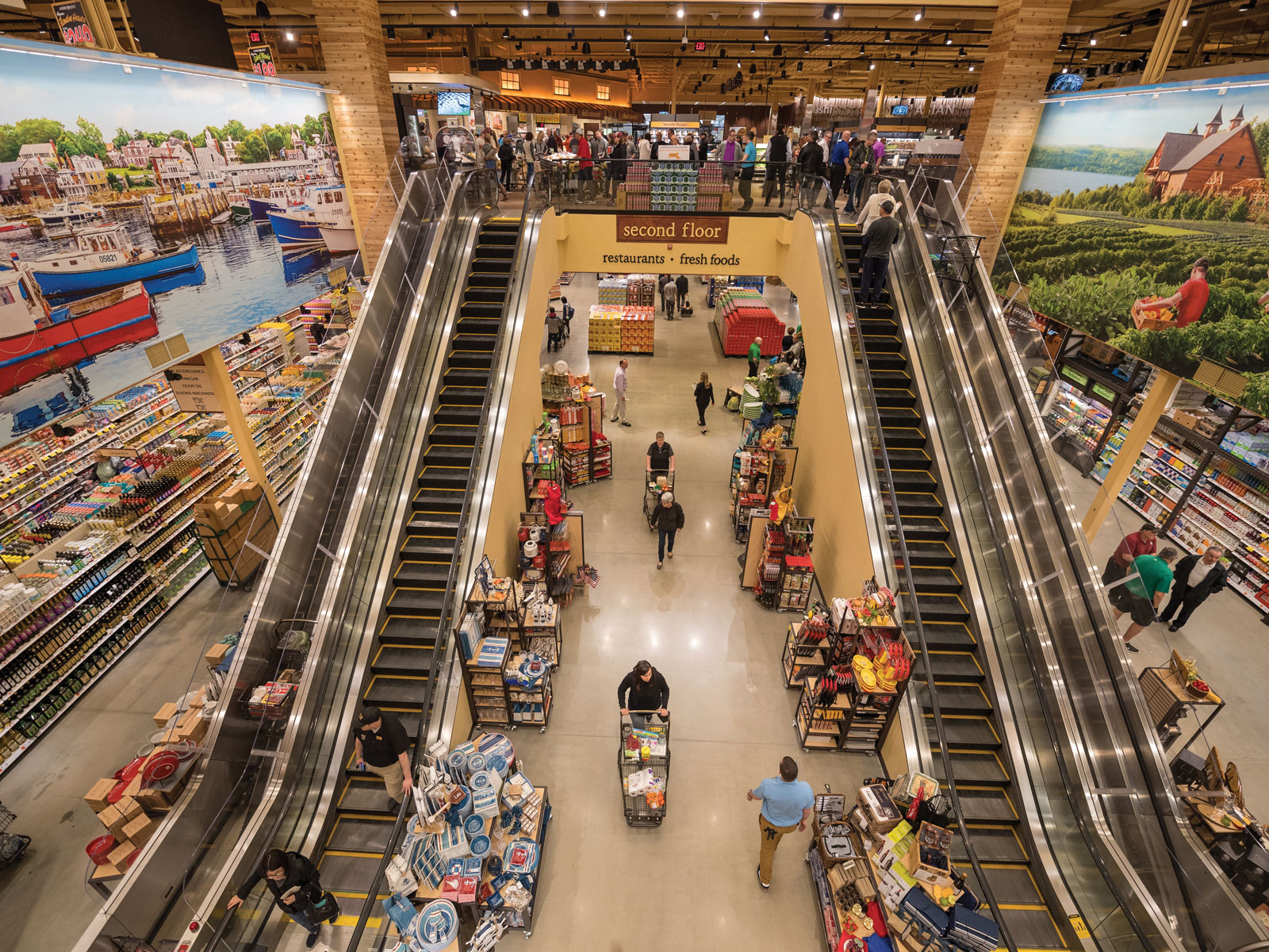The Great American Supermarket Is Not Finished With You, Yet | Food ...