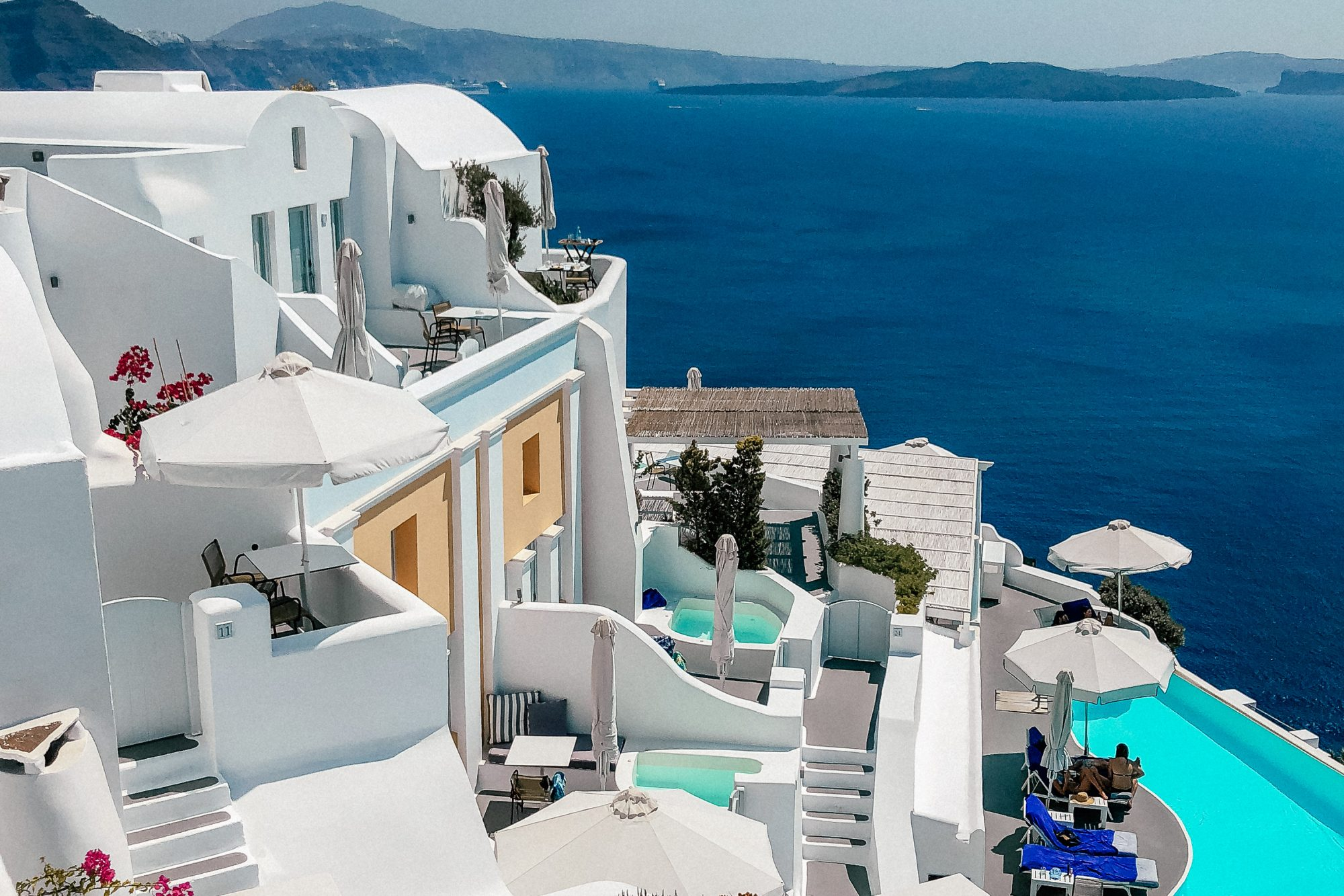 The $29,000 Secret That Makes This Greek Hotel So Instagrammable