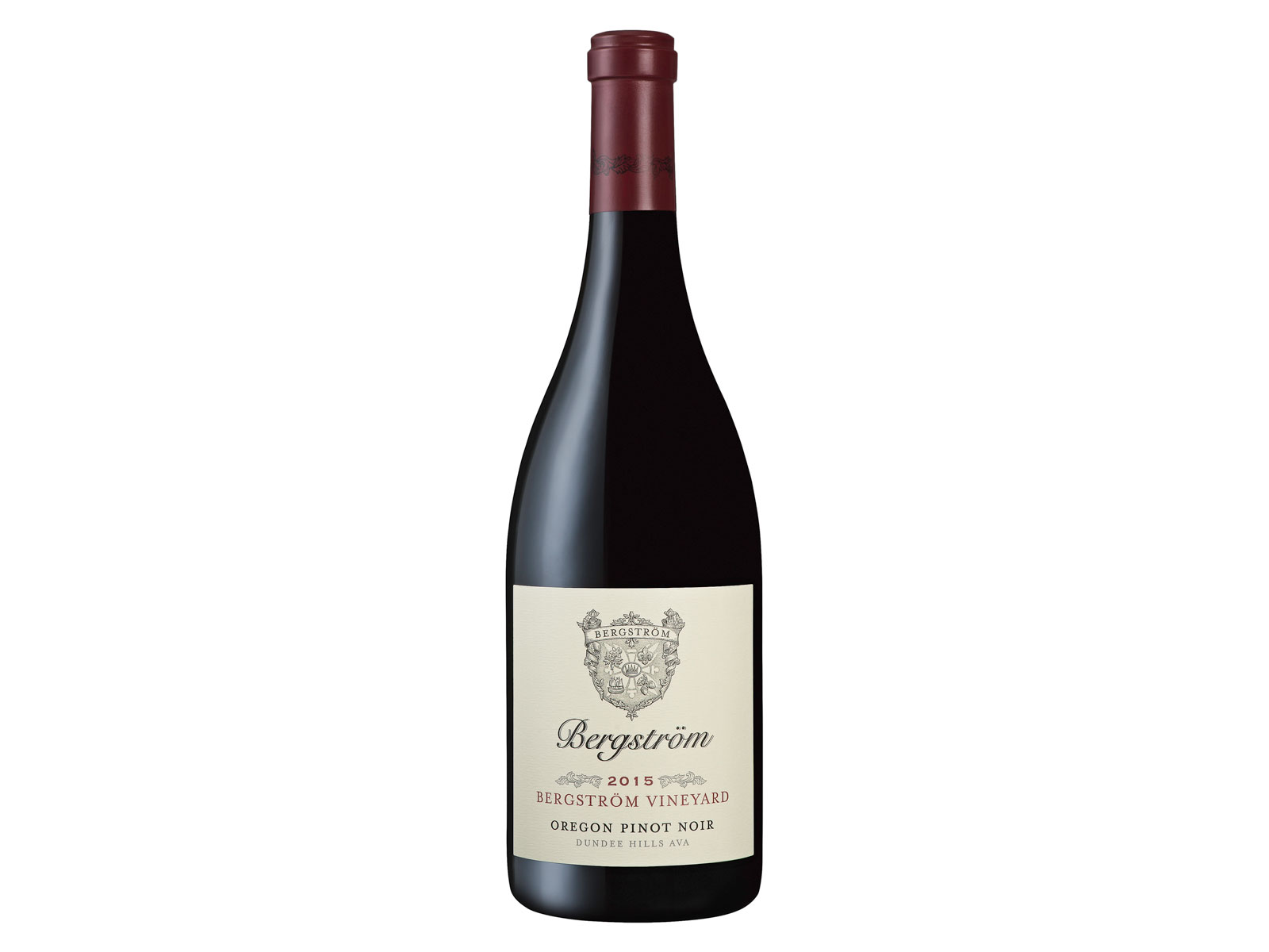 2015 Bergstrom Gregory Ranch Pinot Noir