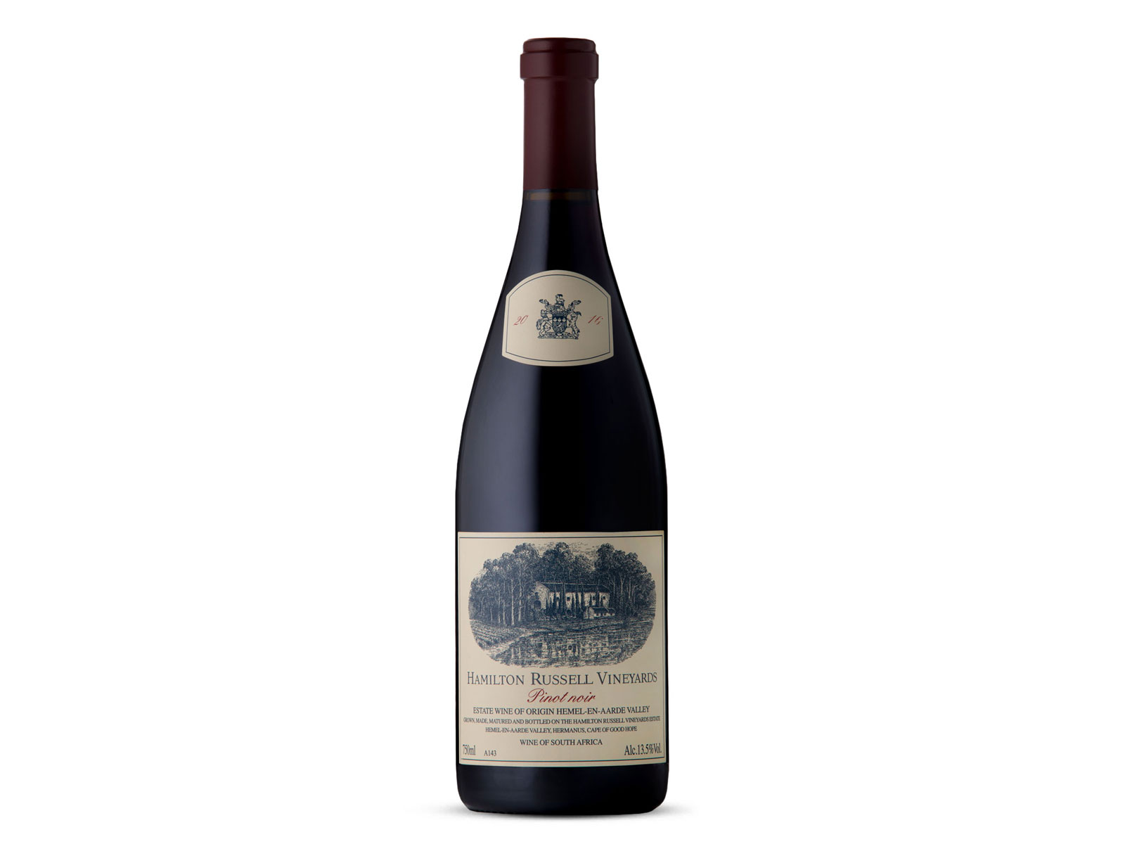 2016 Hamilton Russell Vineyards Pinot Noir