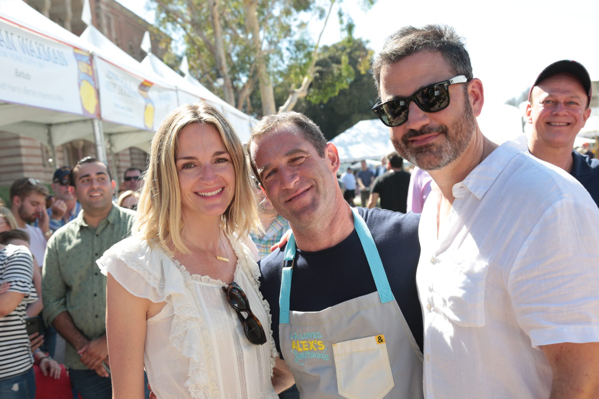 Jimmy Kimmel and L.A.'s Top Chefs Raise Almost $1.5 Million to Fight Children's Cancer