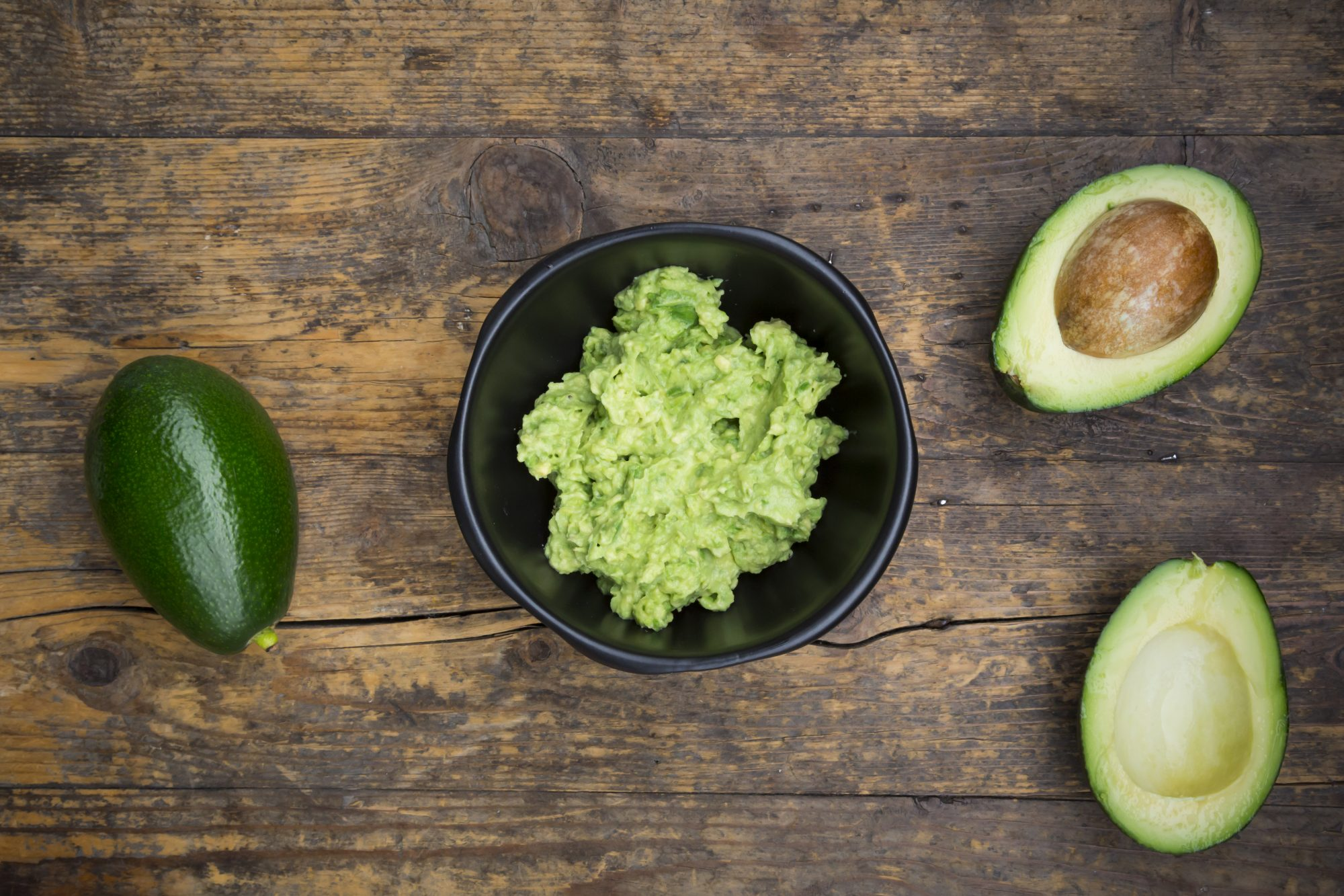 'Guac,' 'Hangry,' and 'Zoodle' Among New Food Words Legitimized by the Dictionary