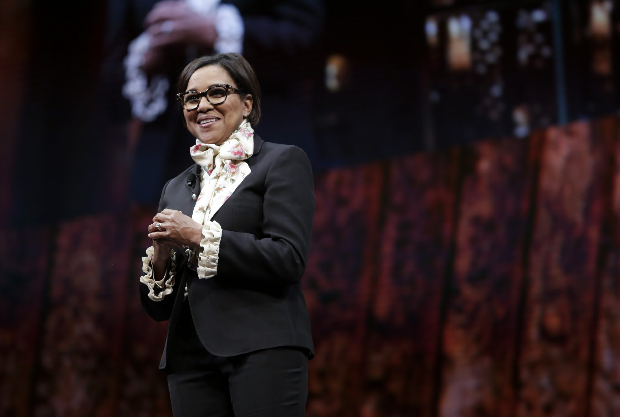 Roz Brewer, COO and Group President of Starbucks