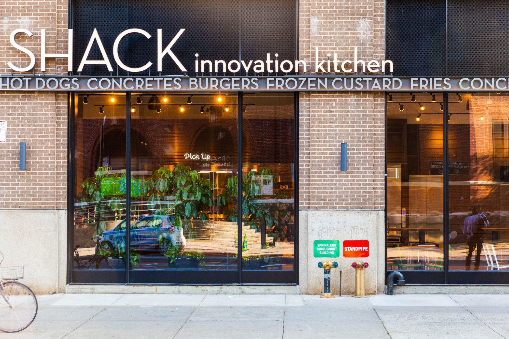 Shake Shack Innovation Kitchen