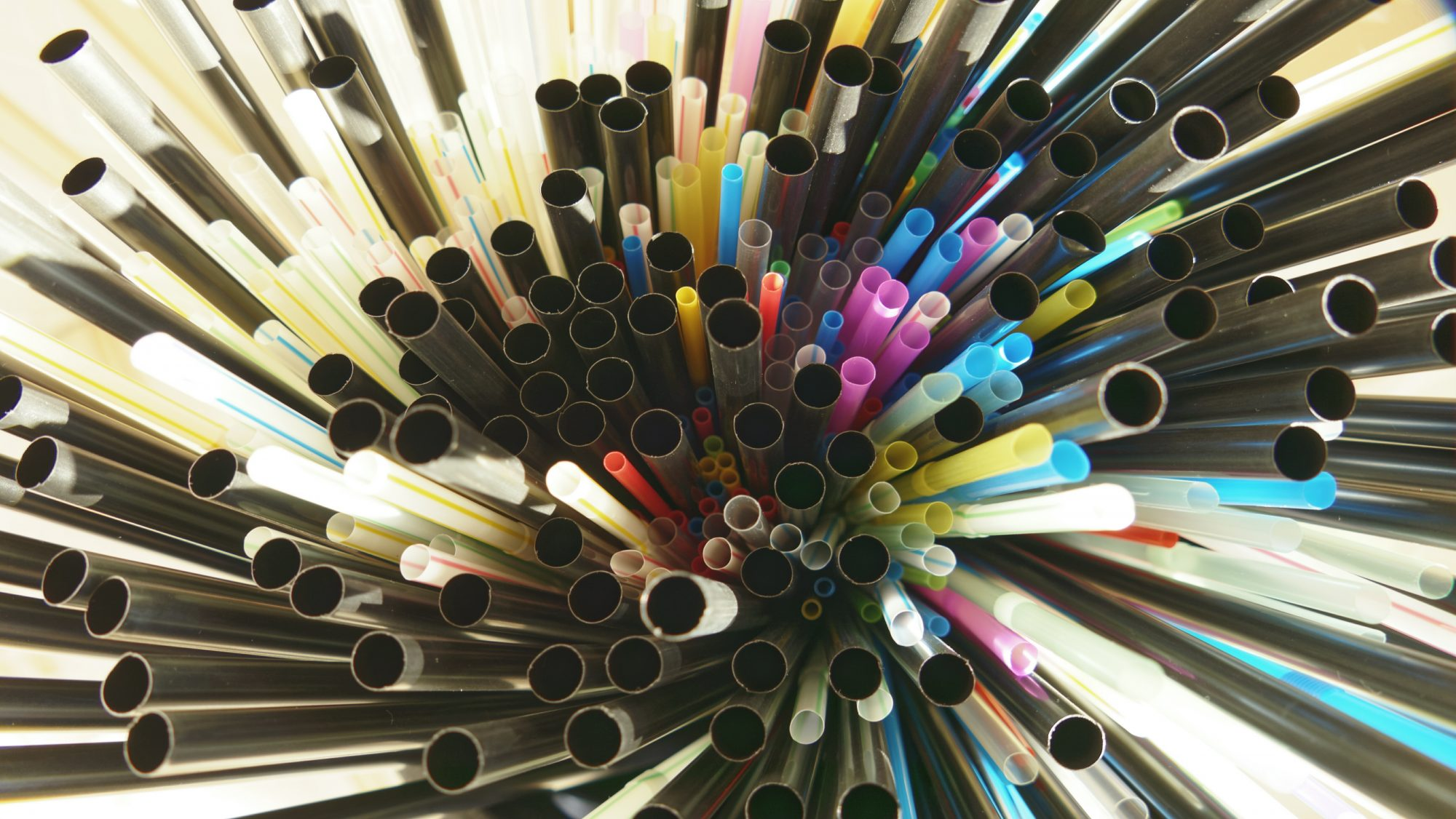 California Bans All Restaurants From Giving Out Plastic Straws
