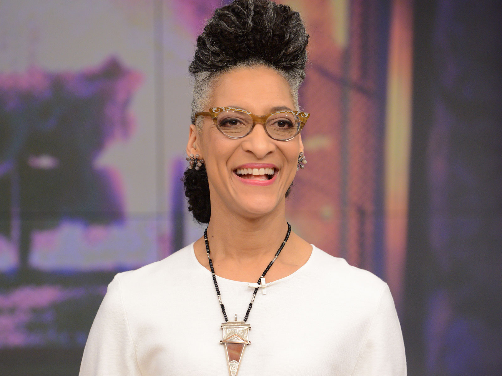 Carla Hall's 'Soul Food' Book Tour Includes Opportunities to Learn From the Chef Herself