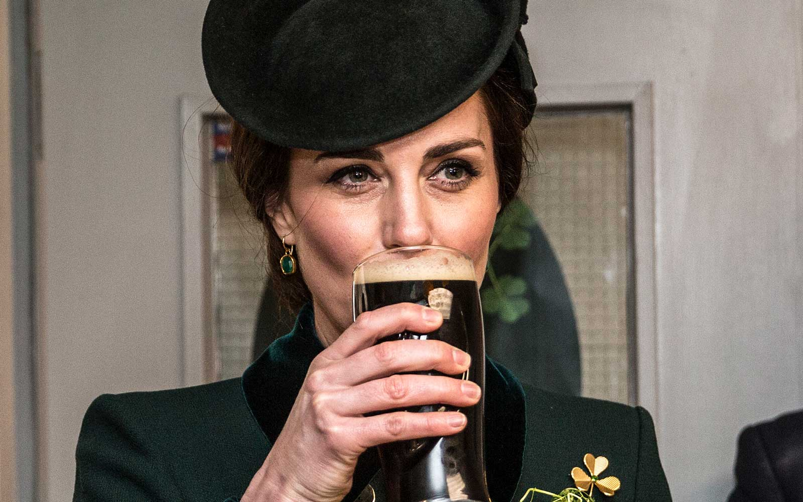 Kate Middleton Starting a Women's Drinking Club in College Proves She the Most Down-to-Earth Royal