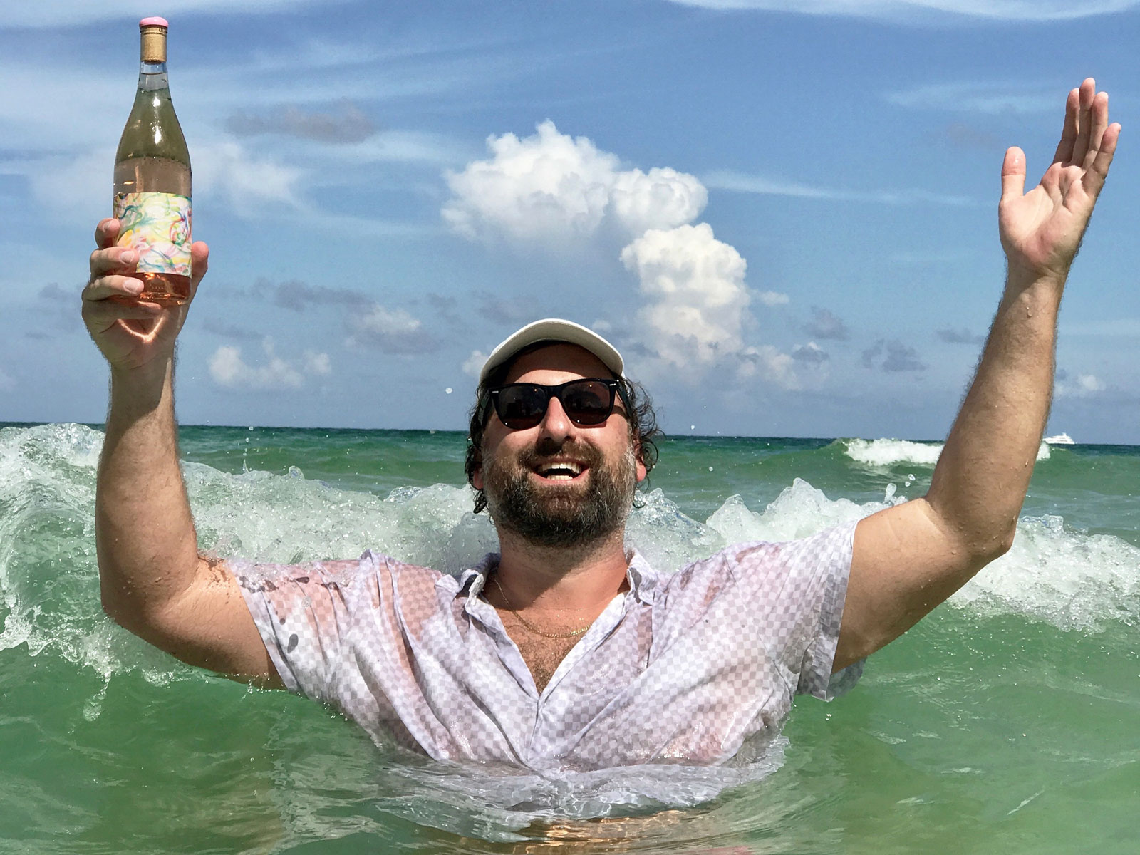Don't Worry, Eric Wareheim Is Making More of His Cult-Favorite Wine