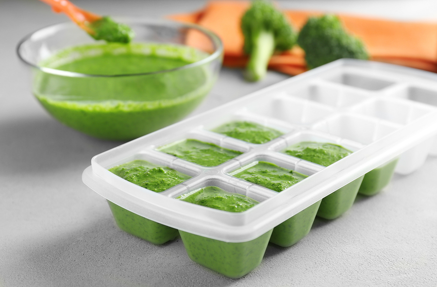 How to Make and Freeze Baby Food Safely