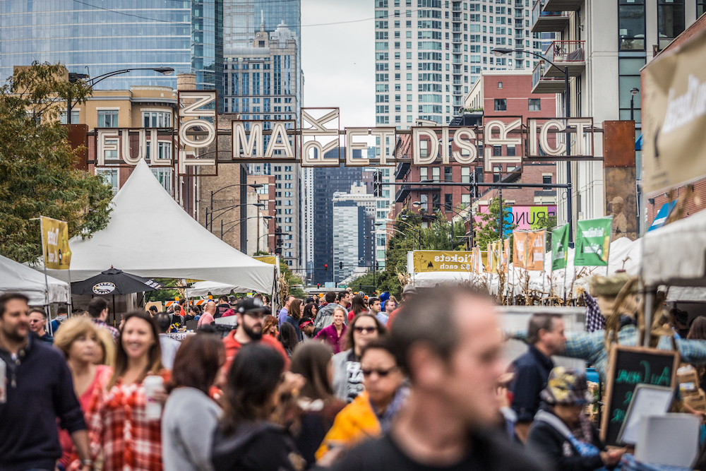 Chicago's Fulton Market Harvest Fest 2018 Highlights—Get Your Tickets Now for September 14-16